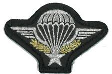 Brevet Parachutiste Tissu Couleur