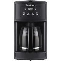 Cuisinart 12 Cup 24 hrs Programmable Auto Shut-Off Coffee Maker w/ Water Filter