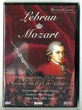 DVD / LEBRUN & MOZART (MUSIQUE CONCERT) NEUF SOUS BLISTER
