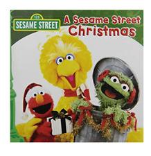 Sesame Street - A Sesame Street Christmas CD ABC Music NEW/SEALED