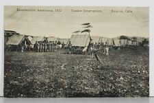 Baracoa Cuba YANKEE INTERVENTION 1912 Intervention Americana Postcard K1