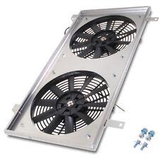 ALLOY ENGINE COOLING RADIATOR FAN SHROUD FOR SUBARU IMPREZA GC8 CLASSIC WRX STI
