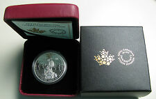 2014 Proof $5 Canadian Expeditionary Force Peace Freedom .9999 silver five dolla