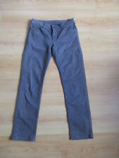 Pantalon Maje Marron Taille 34 à - 75%