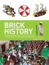 Brick History: A Brick History of the World in Lego  LikeNew