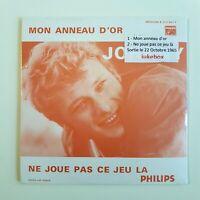 JOHNNY HALLYDAY ♦ CD PROMO NEUF SOUS BLISTER ♦ MON ANNEAU D'OR *1965