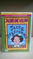 Jacky Daydream by Jacqueline Wilson: Unabridged Cassette Audiobook