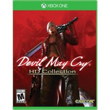 DEVIL MAY CRY HD COLLECTION (XBOX ONE) - NEW/SEALED - FREE SHIPPING!