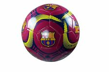 Fc Barcelona Authentic Official Licensed Soccer Ball Size 5 - 01-8