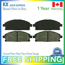 FRONT CERAMIC BRAKE PADS FOR ACURA MDX 2003 2004 2005 2006 D855