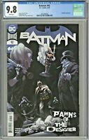 Batman #92 CGC 9.8 1st First Print Edition Putri Daniel Cover Edition Punchline