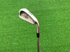 NICE Lynx Golf PARALLAX Single 1 IRON Driving Right Handed Steel STIFF Used SET