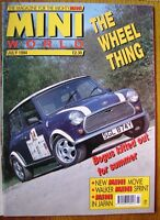 RARE VERY COLLECTABLE MINI WORLD MAGAZINE  JULY  1994  IN VERY GOOD CONDITION