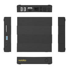 YUNDOO Y8 4K TV BOX RK3399 4G/32G 802.11ac LAN WIFI USB3.0 Android6.0 Bluetooth
