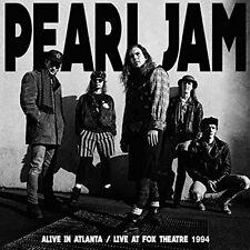 Pearl Jam - Alive In Atlanta - Live At Fox Theatre 1994 - Double LP - New