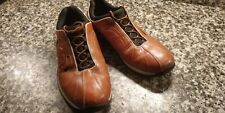 MARC ECKO  Genuine Leather Brown Shoes  Size 12