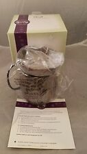 Scentsy Chisel Mid Size Warmer New In The Box - Retired