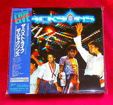 The Jacksons The Jacksons Live MINI LP CD JAPAN EICP-1204-05
