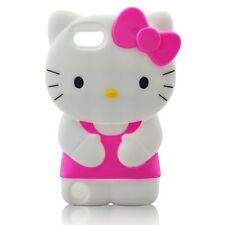 For IPod Touch 5 5th Generation 3D Hello Kitty Case Cover Soft Character - HP