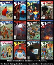 All-Star Superman 1 2 3 4 5 6 7 8 9 10 11 12 Complete Set Run Lot 1-12 VF/NM