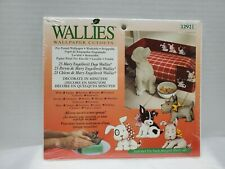 "2005 Mary Engelbreit ""Wallies"" Dogs. Wallpaper Cutouts. New In Package!"
