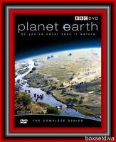 PLANET EARTH DAVID ATTENBOROUGH Complete BBC Series NEW