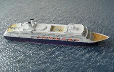 Holland America Cruise Ship ROTTERDAM by CM 1:1250 Waterline Model