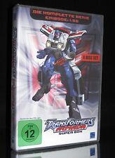 DVD TRANSFORMERS - ARMADA - SUPERBOX - DIE KOMPLETTE SERIE - EPISODE 1-52 * NEU