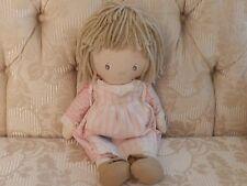 """Vintage Knickerbocker The Original Betsy Clark Doll 1977 Rag Doll 14"""""""