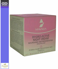MAVALA HYDRO-ACTIVE NIGHT CREAM Nourishing and Regenerating 75 ml