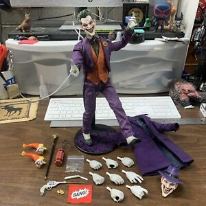 Sideshow Collectibles DC Comics Joker 1/6 Scale figure ~ EXCLUSIVE VERSION