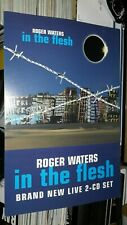 Roger waters-in-the-flesh-1posterflat-2sided-12×18inches-nmint!!!!
