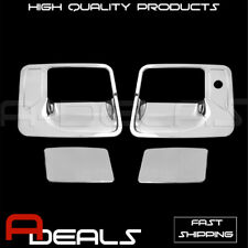 FOR FORD F250/350/450 1999-2016 CHROME DOOR HANDLE COVER A-D