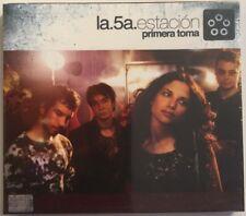 La 5ta Estacion - Primera Toma RARE First CD Natalia Jimenez Ex de La Quinta NEW