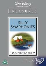 Walt Disney Treasures - Silly Symphonies (DVD, 2004, 2-Disc Set) freepost