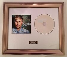 PERSONALLY SIGNED/AUTOGRAPHED KIAN EGAN - HOME FRAMED PRESENTATION.WESTLIFE