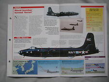 Aircraft of the World Card 17 , Group 7 - Martin P4M Mercator