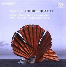 Werke für Streichquartett, New Music