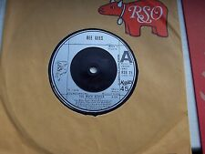 THE BEE GEES, TOO MUCH HEAVEN / REST YOUR LOVE ON ME. ORIGINAL 1978 RSO SINGLE