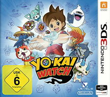 Yo-Kai Watch - Anime Rollenspiel RPG - Nintendo 3DS / 2DS - NEU