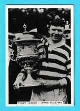 1935 J.A. Pattreiouex Sporting Events & Stars Jim Sullivan #22 Rugby (KCR)