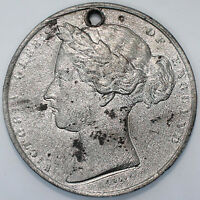 1862   Victoria Universal Exhibition London Medal   Medals   KM Coins