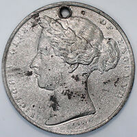 1862 | Victoria Universal Exhibition London Medal | Medals | KM Coins
