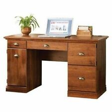 Computer Desk Workstation Drawer Table Wood Furniture Office Home Storage NEW