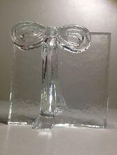 Vintage 1970 Joska Kristal Waldglashütte small Cristal Glass vase  Germany