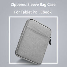 UK_ Zipper Protective Pouch Bag Holder Case Cover For E-reader 6 Inch Kindle 499