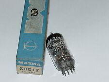MAZDA 30C17 / PCF87 NOS VALVE TUBE