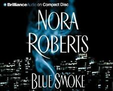 Nora Roberts Audio Book BLUE SMOKE
