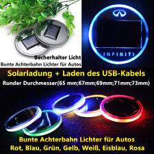 1 Stück Sonnenatmosphäre Licht Infiniti geändertes Zubehör Autozubehör Autoteile