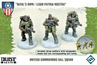 Dust 1947 / Tactics - British Commandos Kill Squad -=NEW=-